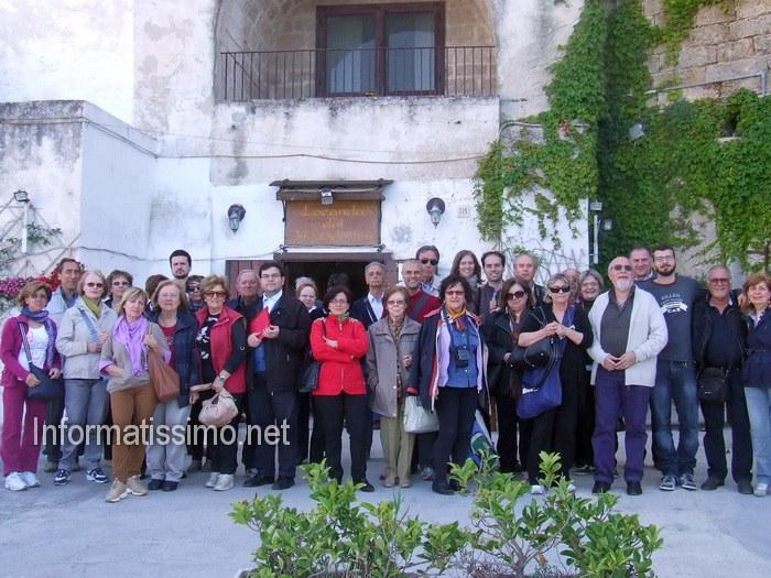La_Goccia_visita_Polignano_a_Mare