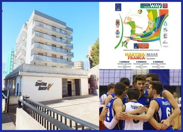 New_Sporting_House_Putignano_-_Allenamenti_nazionale_Volley_U18