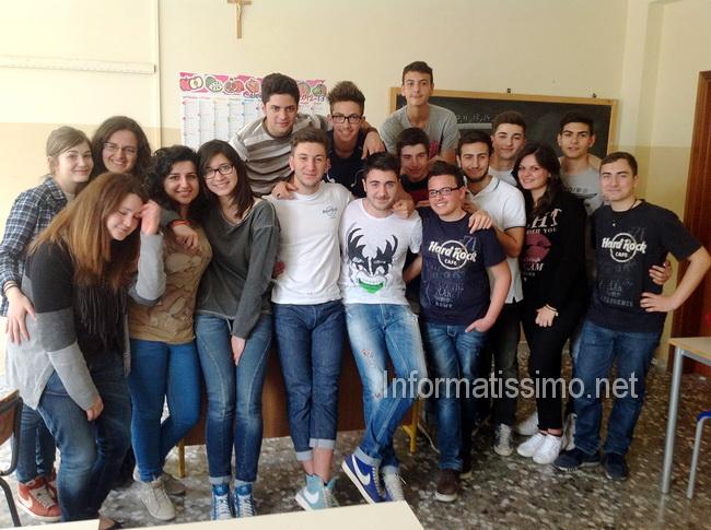 Studenti_ITIS_DellErba_Policulutura