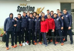 New Sporting House Nazionale Volley U18