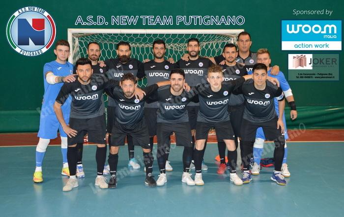 New Team Putignano: parla mister Belviso: «Adesso dobbiamo fare 6 punti!» - Putignano Informatissimo