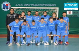 New Team Putignano vs Volare Polignano