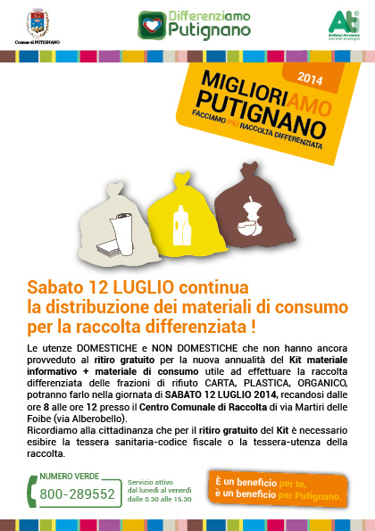 Differenziata_distribuzione_kit_buste
