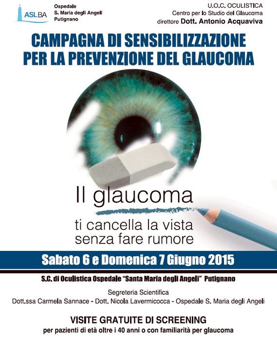 Glaucoma_campagna_prevenzione_S._Maria_degli_Angeli_Putignano