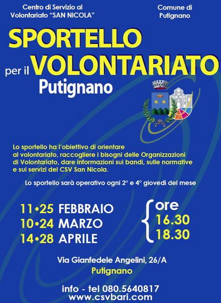 Sportello_CSV_Volontariato