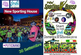 Street Workout New Sporting House Putignano