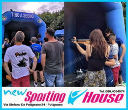 Tiro a Segno New sporting House low