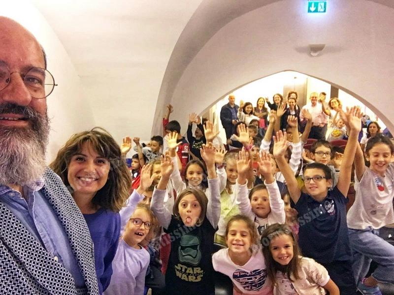 Putignano - Bambini e mamme più felici con il 4^ Festival del Libro Volante