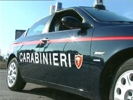 carabinieri auto nuova