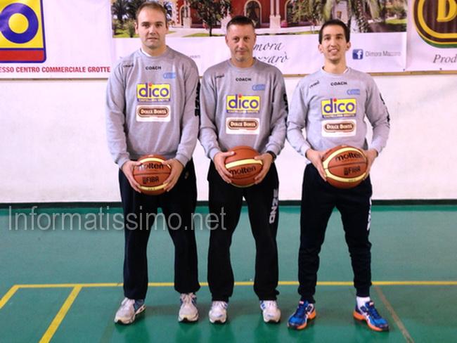 Dinamo_Basket_Putignano_staff_tecnico
