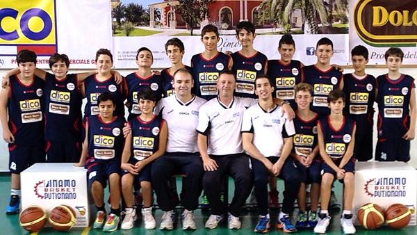Dinamo_Basket__squadra
