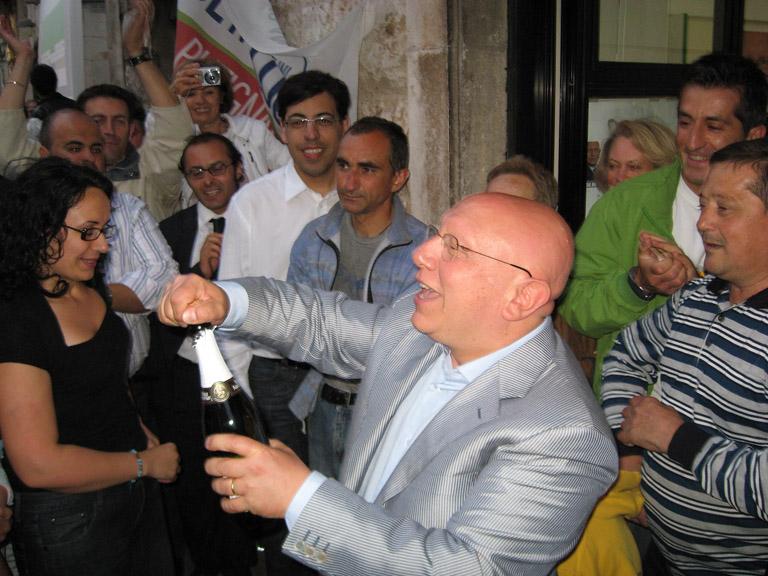 De Miccolis Sindaco 22 Giugno 2009 riconfermato