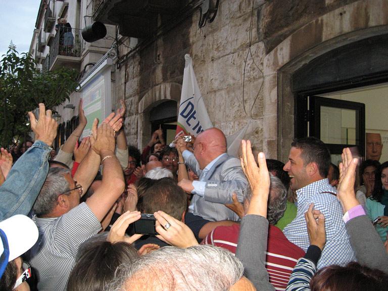 De Miccolis Sindaco ballottaggio